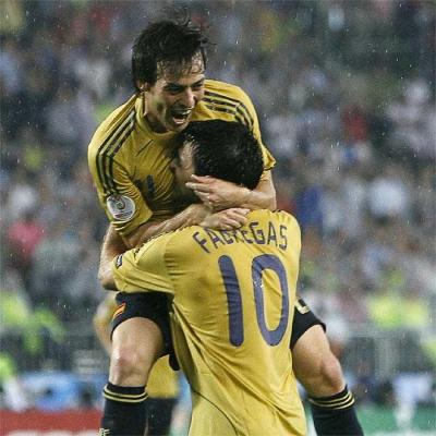 La Crónica: Rusia 0 - España 3